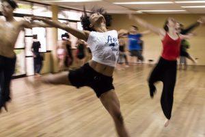 postura bailarin