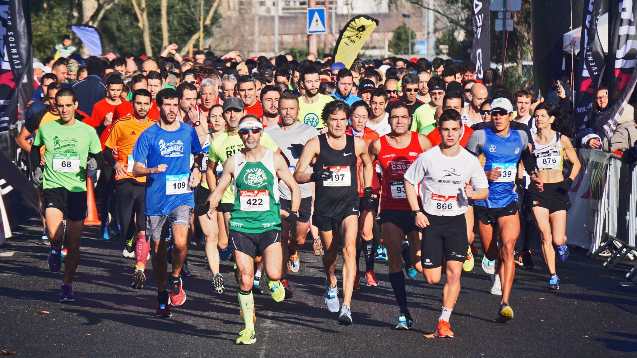 Carreras maratones y mejora del rendimiento
