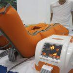 Presoterapia-drenaje