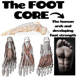 short foot exercice